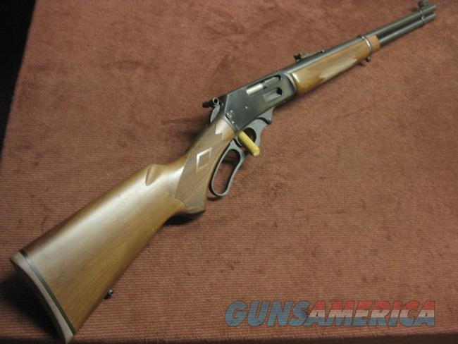 MARLIN 336C .35 REM. - ORIGINAL JM MARLIN PRODUCTION - MINT !  Guns > Rifles > Marlin Rifles > Modern > Lever Action