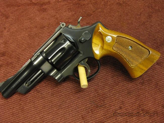 SMITH & WESSON 28-2 .357MAG. HIGHWAY PATROLMAN - 4-INCH - NEAR MINT !  Guns > Pistols > Smith & Wesson Revolvers > Full Frame Revolver