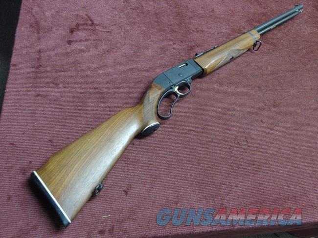 MOSSBERG 402 PALOMINO .22 LEVER ACTION - MADE 1961 TO 1971 - EXCELLENT  Guns > Rifles > Mossberg Rifles > Lever Action