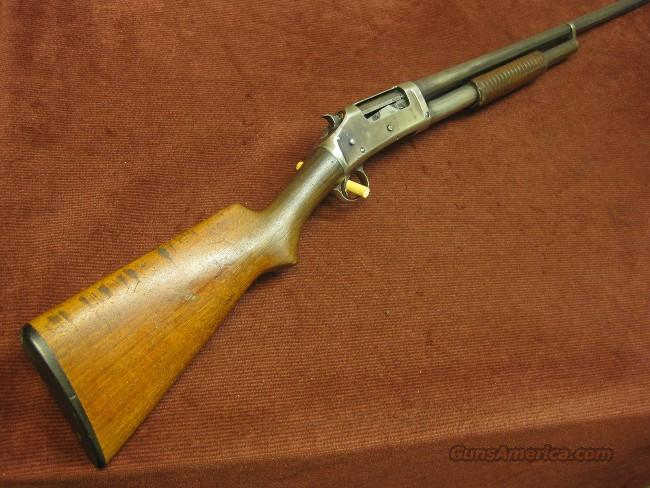 WINCHESTER 1897 12GA. - SOLID FRAME - 30-INCH FULL - MODEL 97 - MADE IN 1923  Guns > Shotguns > Winchester Shotguns - Modern > Pump Action > Hunting
