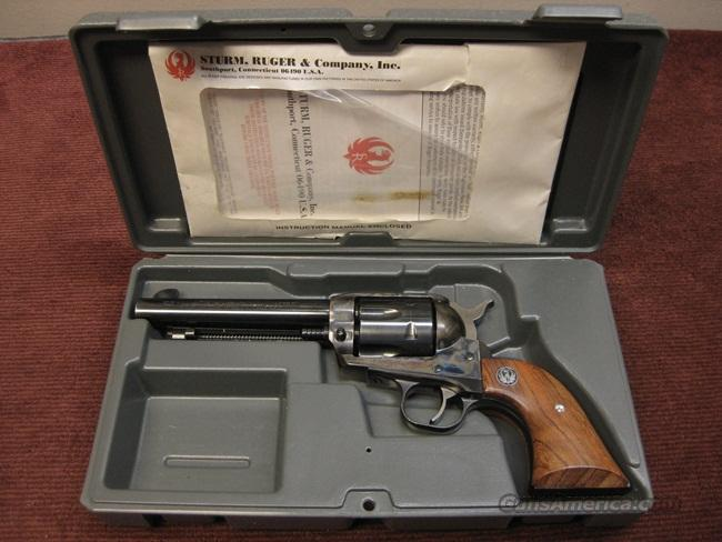 RUGER OLD VAQUERO .44MAG. 5 1/2-INCH - NEAR NEW IN BOX  Guns > Pistols > Ruger Single Action Revolvers > Cowboy Action
