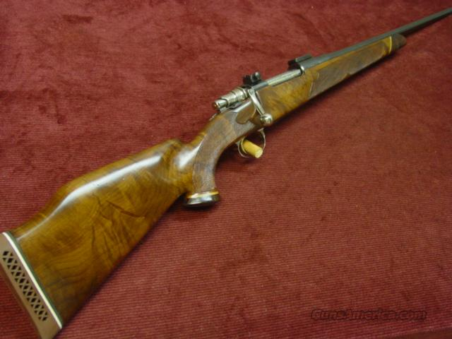 FN MAUSER 98 CUSTOM - .264 WIN.MAG. - XX-FANCY STOCK  Guns > Rifles > FNH - Fabrique Nationale (FN) Rifles > Bolt action > Hunting
