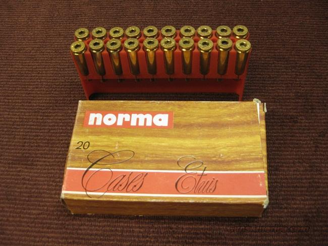 NORMA 6 PPC BRASS  Non-Guns > Reloading > Components > Brass