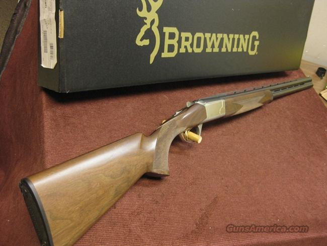 BROWNING CYNERGY 28GA. CLASSIC FIELD 28-INCH - NEAR NEW IN BOX  Guns > Shotguns > Browning Shotguns > Over Unders > Cynergy > Hunting
