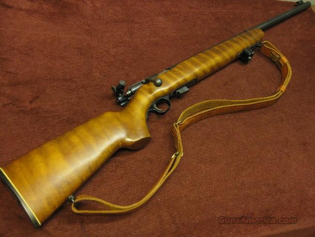 MOSSBERG 144 LSB .22LR TARGET RIFLE - NEAR MINT !  Guns > Rifles > Mossberg Rifles > Other Bolt Action