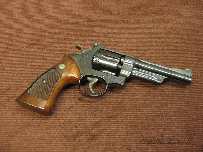 SMITH & WESSON 27-2 .357 MAGNUM - 4-INCH - MINT !  Guns > Pistols > Smith & Wesson Revolvers > Full Frame Revolver