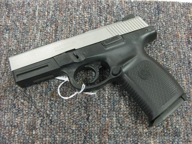 SMITH & WESSON SW9VE 9MM - EXCELLENT  Guns > Pistols > Smith & Wesson Pistols - Autos > Polymer Frame