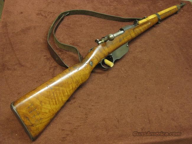 STEYR M95 BULGARIAN CONTRACT CARBINE 8X56R - EXCELLENT  Guns > Rifles > Military Misc. Rifles Non-US > Other