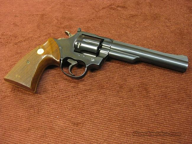 COLT TROOPER MK III .357 - MADE IN 1976 - NEAR MINT!  Guns > Pistols > Colt Double Action Revolvers- Modern