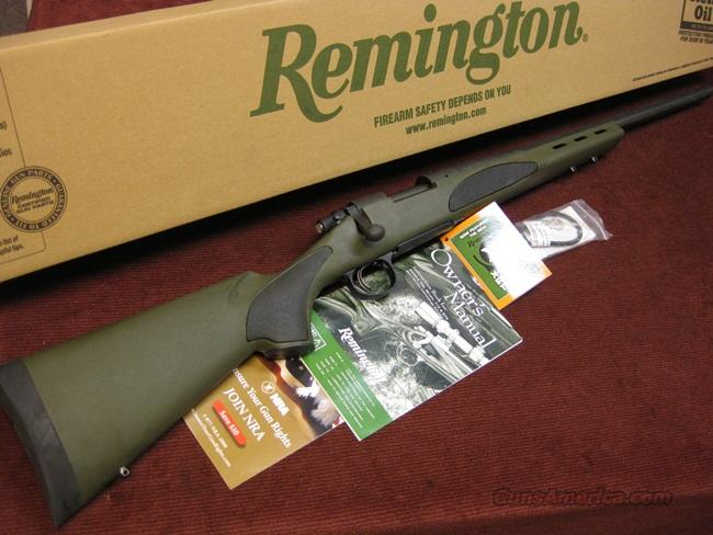REMINGTON 700 VTR .308 AS NEW IN BOX  Guns > Rifles > Remington Rifles - Modern > Model 700 > Tactical