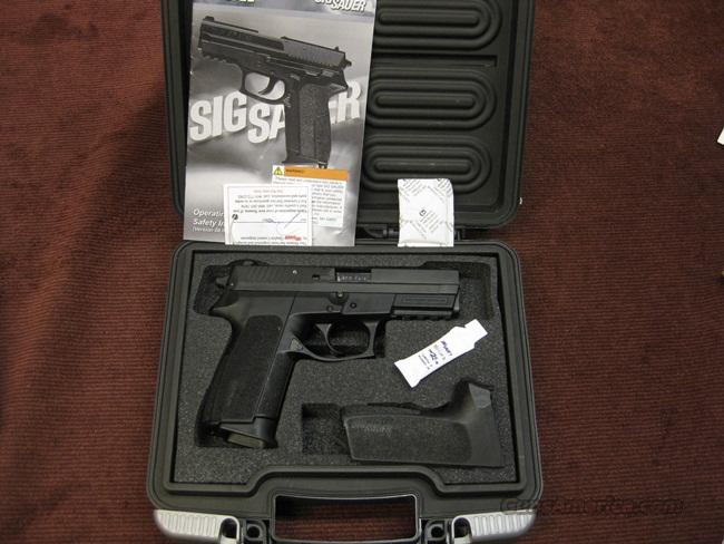 SIG SAUER SP 2022 9MM - NEAR MINT IN BOX  Guns > Pistols > Sig - Sauer/Sigarms Pistols > 2022