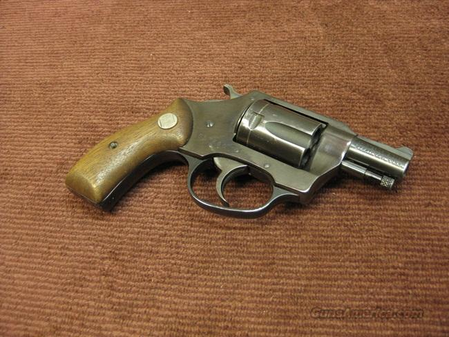 CHARTER ARMS UNDERCOVER .38SPL.  Guns > Pistols > Charter Arms Revolvers
