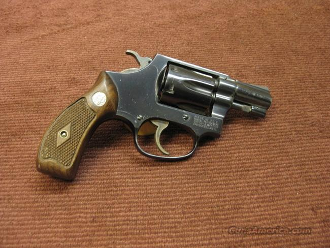 SMITH & WESSON MODEL 30-1 .32 S&W LONG - EXCELLENT  Guns > Pistols > Smith & Wesson Revolvers > Pocket Pistols