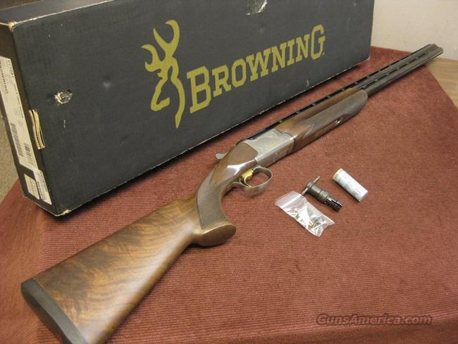 BROWNING CITORI XS SKEET 20GA. - 30-INCH - PRETTY WOOD - AS NEW IN BOX  Guns > Shotguns > Browning Shotguns > Over Unders > Citori > Trap/Skeet