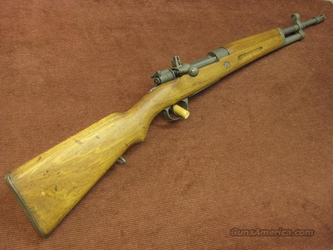 SPANISH FR-8 .308 BOLT ACTION MAUSER  Guns > Rifles > Military Misc. Rifles Non-US > Other
