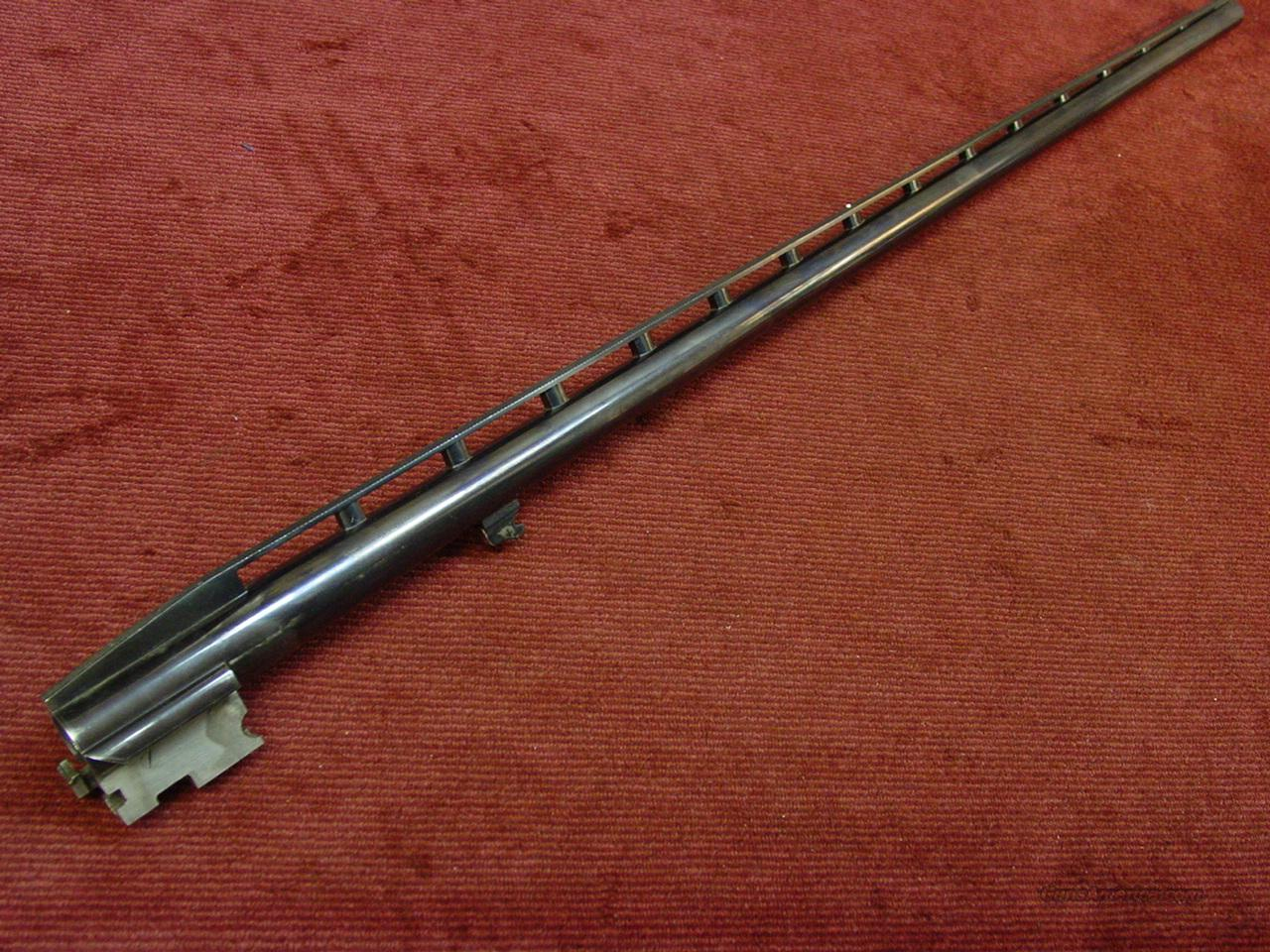 BT-99 12GA. 34-IN. FULL CHOKE TRAP BARREL  Guns > Shotguns > Browning Shotguns > Single Barrel
