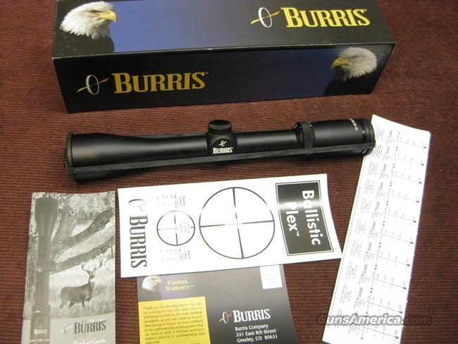 BURRIS FULLFIELD II 3X9X40MM   Non-Guns > Scopes/Mounts/Rings & Optics > Rifle Scopes > Variable Focal Length