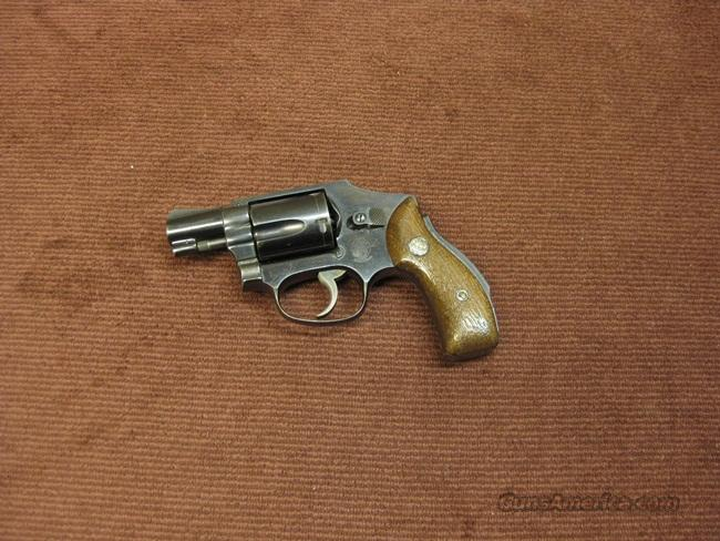 SMITH & WESSON MODEL 40 CENTENNIAL .38SPL. - EARLY ONE  Guns > Pistols > Smith & Wesson Revolvers > Pocket Pistols