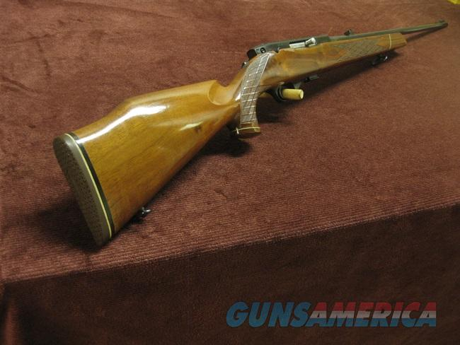 WEATHERBY MARK XXII .22LR - CLIP FED  -  NEAR MINT  Guns > Rifles > Weatherby Rifles > Sporting