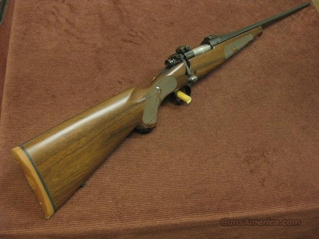WINCHESTER MODEL 70 .223 WSSM CLASSIC - WALNUT / BLUE - NEAR MINT !  Guns > Rifles > Winchester Rifles - Modern Bolt/Auto/Single > Model 70 > Post-64
