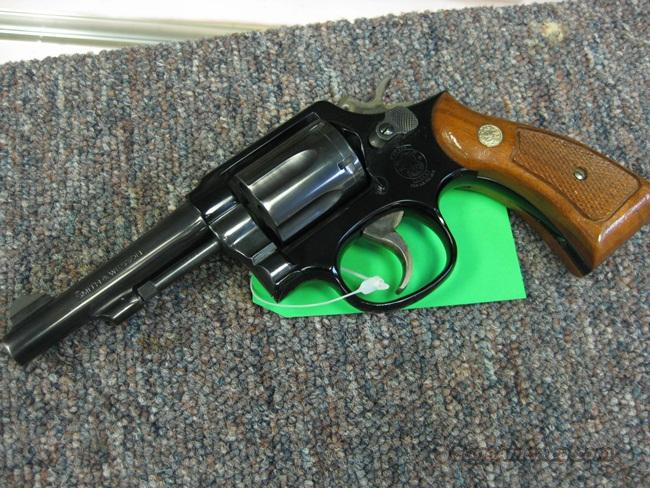 SMITH & WESSON MODEL 12 AIRWEIGHT .38SPL. - NICE ONE!  Guns > Pistols > Smith & Wesson Revolvers > Full Frame Revolver