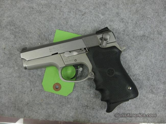 SMITH & WESSON 6906 9MM COMPACT STAINLESS - EXCELLENT  Guns > Pistols > Smith & Wesson Pistols - Autos > Steel Frame