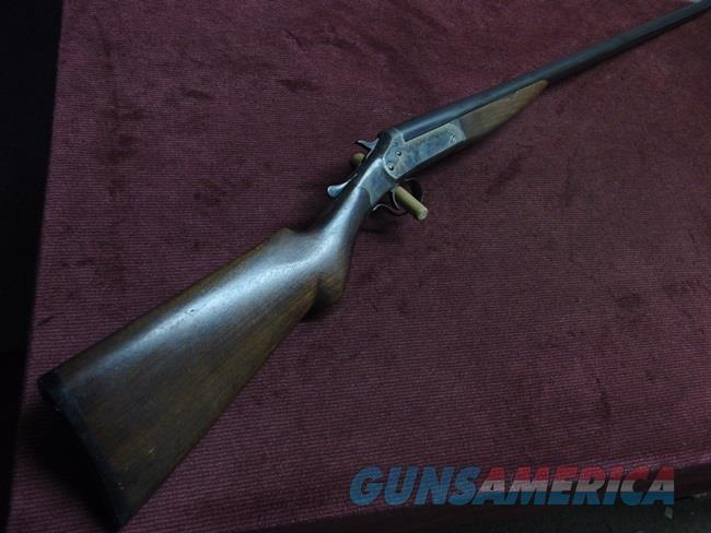 STEVENS MODEL 1913 12GA. SINGLE SHOT SHOTGUN - 32-INCH - NICE ONE !  Guns > Shotguns > Stevens Shotguns