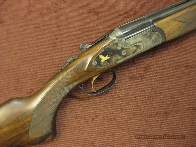RIZZINI - VERONA LX 702 - 20 GA. O/U - NEAR MINT WITH FACTORY HARD CASE  Guns > Shotguns > Rizzini Shotguns