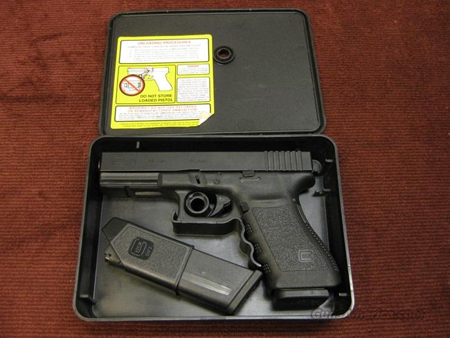 GLOCK 21 .45ACP - AS NEW IN BOX - WITH TWO CLIPS  Guns > Pistols > Glock Pistols > 20/21