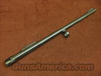 WINCHESTER 1200 12GA DEER BARREL - MINT!  Guns > Shotguns > Winchester Shotguns - Modern > Pump Action > Deer Guns