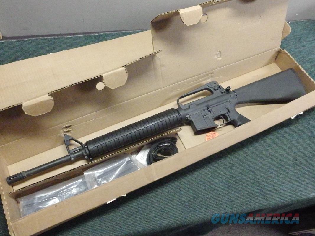 COLT SPORTER RIFLE - AR-15 - MODEL R6601 - BLUE LABEL - MATCH HBAR - PRE BAN - .223 (5.56MM) - AS NEW IN BOX  Guns > Rifles > Colt Military/Tactical Rifles