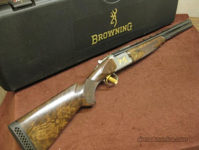BROWNING CITORI 525 12GA. - GRADE VI - BEAUTIFUL WOOD - MINT  Guns > Shotguns > Browning Shotguns > Over Unders > Citori > Hunting
