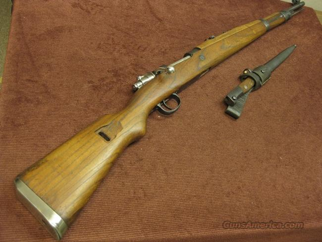 YUGO M48 8MM - MATCHING NUMBERS - WITH BAYONET - MAUSER 98 - EXCELLENT  Guns > Rifles > Military Misc. Rifles Non-US > Other