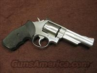 SMITH & WESSON 66-2 .357 MAGNUM - 4-INCH  Guns > Pistols > Smith & Wesson Revolvers > Full Frame Revolver