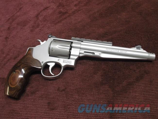 SMITH & WESSON 629-6 .44 MAGNUM - PERFORMANCE CENTER - 7 1/2-INCH - NEAR NEW  Guns > Pistols > Smith & Wesson Revolvers > Model 629