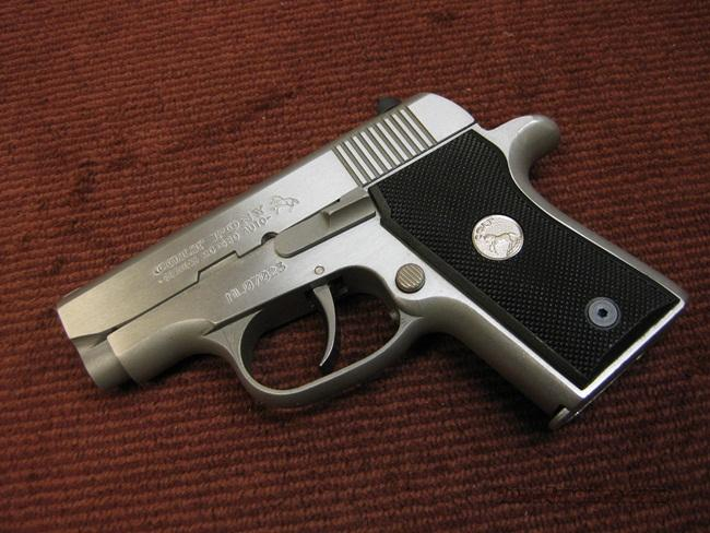 COLT PONY SERIES 90 .380 STAINLESS - MINT!  Guns > Pistols > Colt Automatic Pistols (.25, .32, & .380 cal)