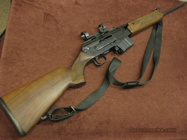 VALMET HUNTER .308 - PRETTY WOOD -  MINT !  Guns > Rifles > Valmet Rifles