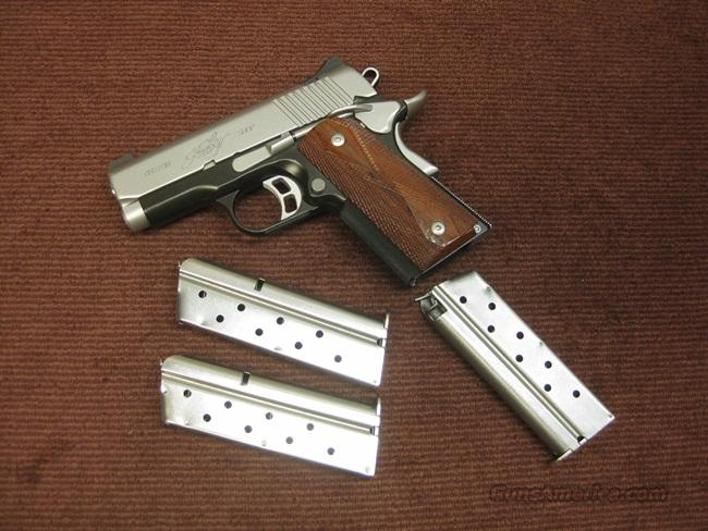 KIMBER 1911 ULTRA CDP II 9MM - MINT WITH THREE MAGS  Guns > Pistols > Kimber of America Pistols