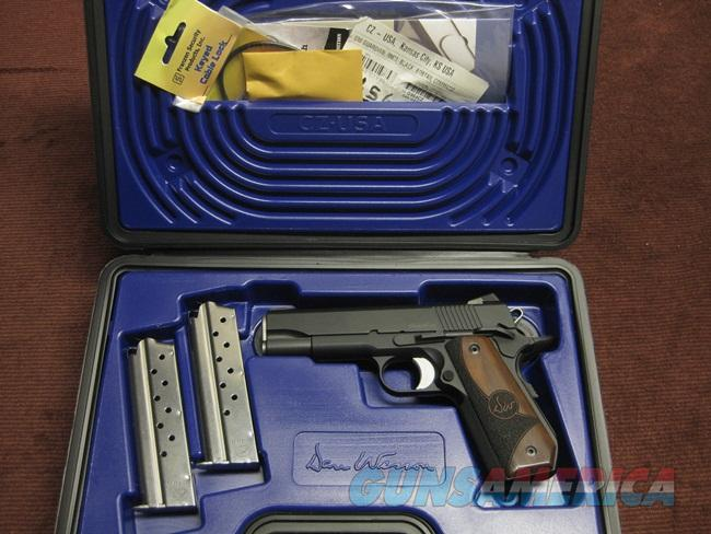 DAN WESSON GUARDIAN 1911  9MM - AS NEW IN BOX  Guns > Pistols > Dan Wesson Pistols/Revolvers > 1911 Style