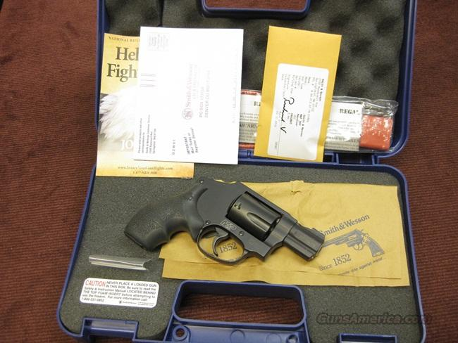 SMITH & WESSON 340 M&P .357MAG. - MINT IN BOX  Guns > Pistols > Smith & Wesson Revolvers > Pocket Pistols