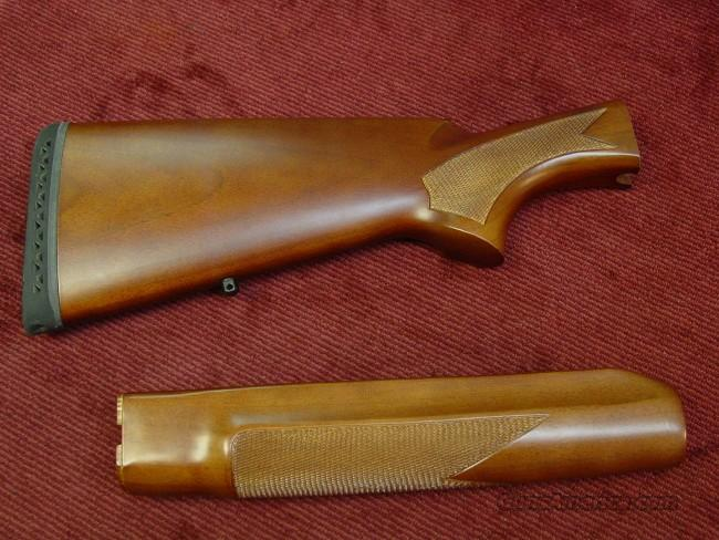 STOEGER 2000 12GA. STOCK SET - AS NEW !  Guns > Shotguns > Stoeger Shotguns