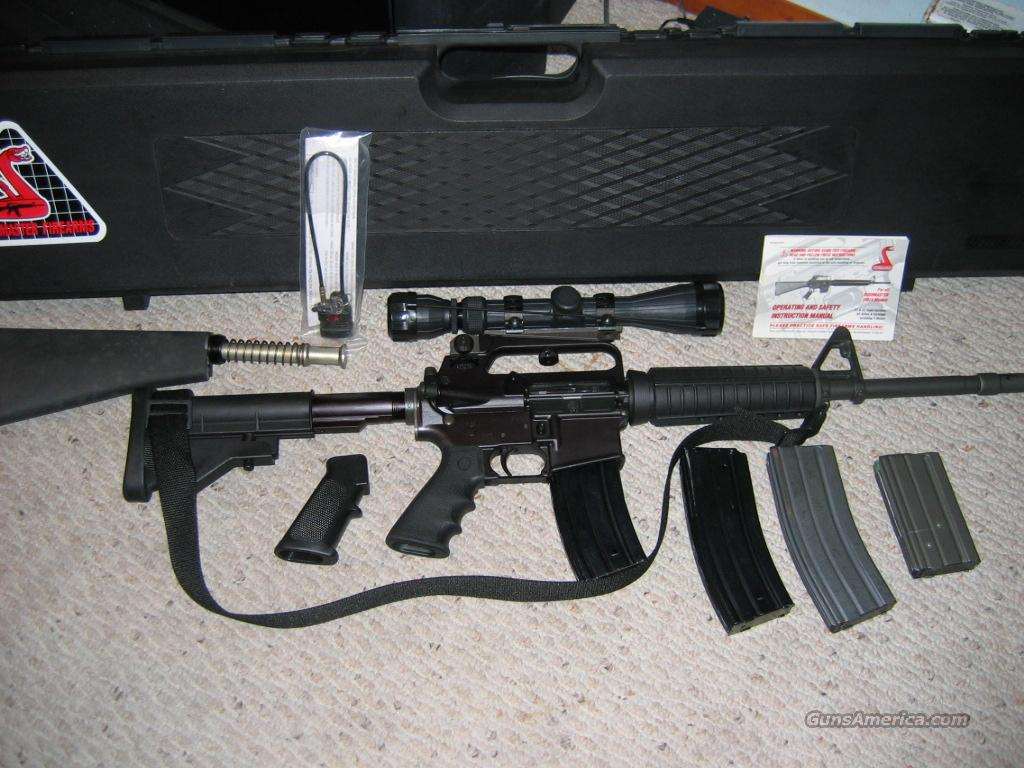 "Bushmaster XM-15 E2S .223 ""Shorty AK"" Carbine  Guns > Rifles > Bushmaster Rifles > Complete Rifles"