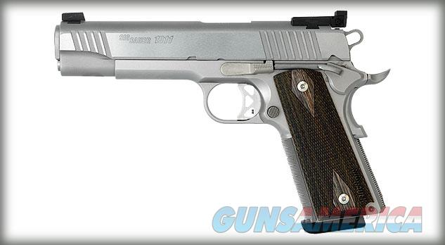 SIG 1911 MATCH ELITE .40cal in STAINLESS !!NEW!!LAYAWAY!!CA Legal  Guns > Pistols > Sig - Sauer/Sigarms Pistols > 1911