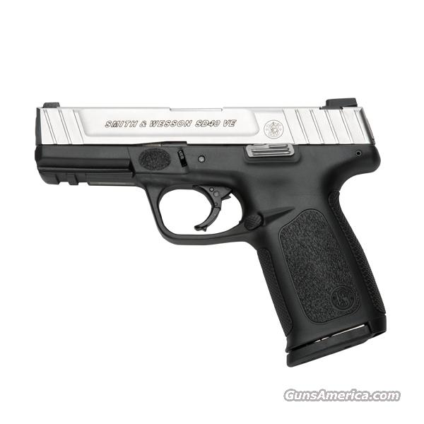 S&W SD40VE in .40cal  !!!LAYAWAY!!!  NEW!!  Guns > Pistols > Smith & Wesson Pistols - Autos > Polymer Frame