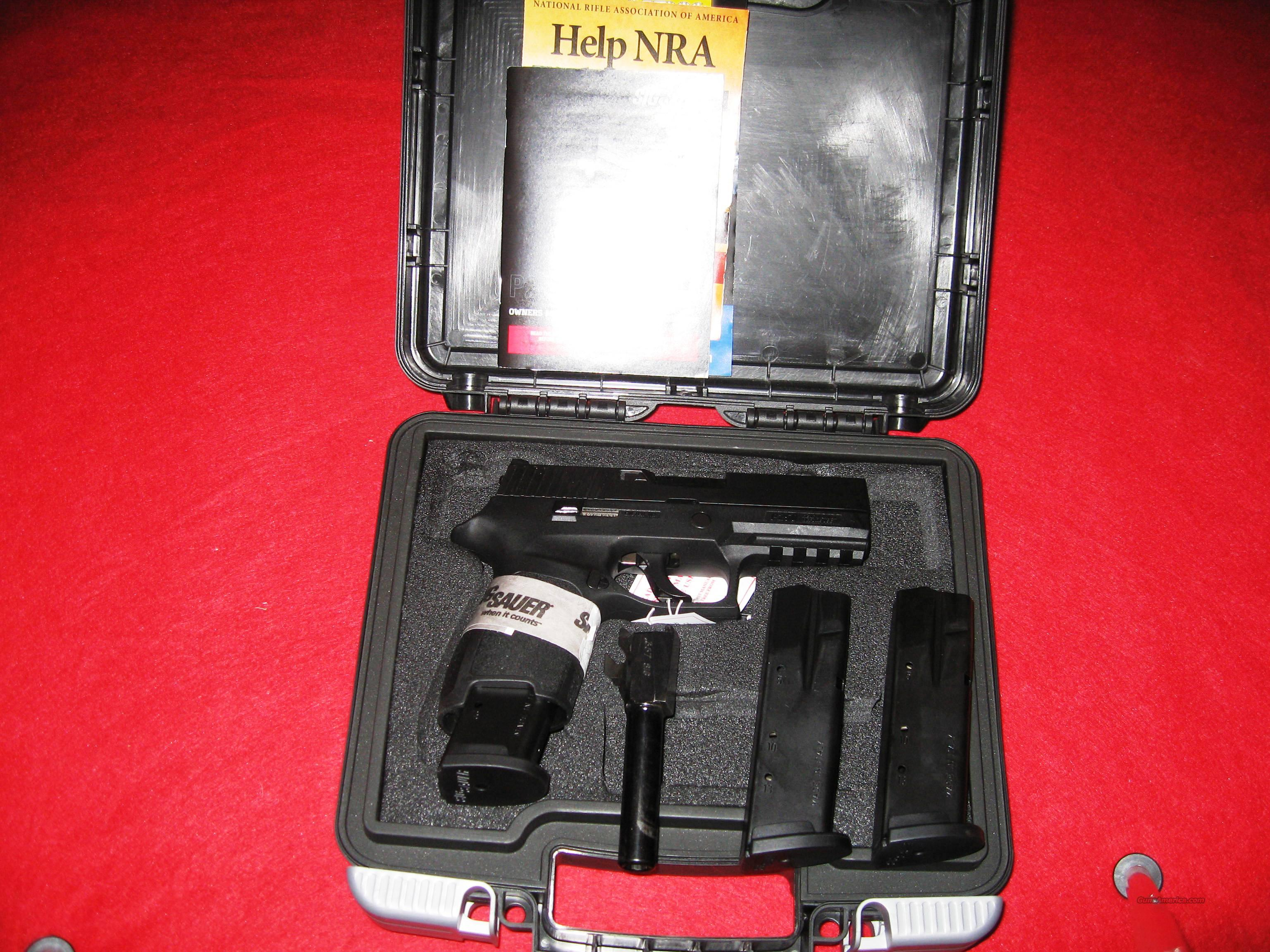 SIG P250 COMPACT  .40 cal\.357 SIG COMBO with 3-13rd magazines!!!LAYAWAY!!!  Guns > Pistols > Sig - Sauer/Sigarms Pistols > P250