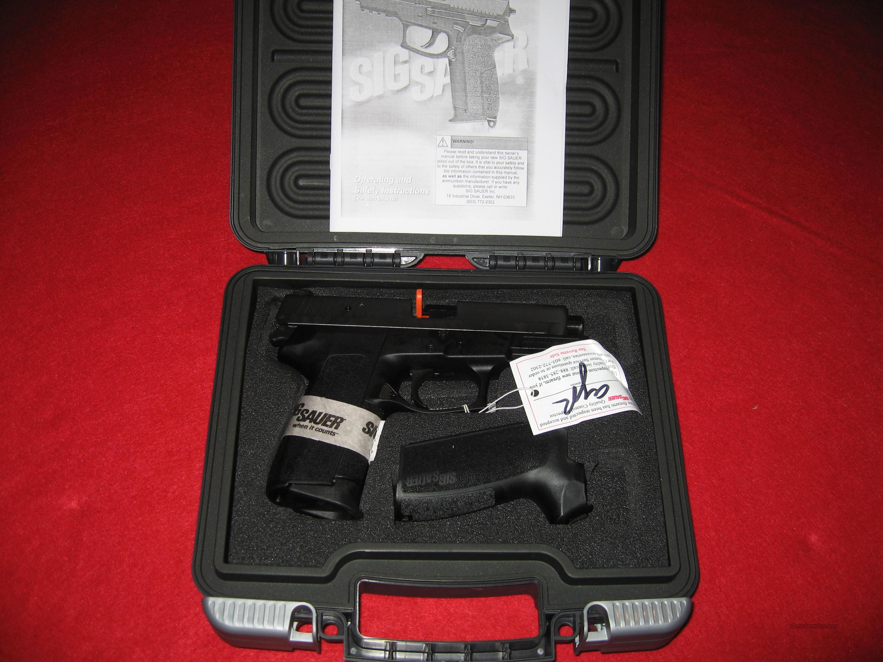 Sig Pro 2022 .40 cal New! Siglite Night Sights! CA. Legal !!!Layaway!!!  Guns > Pistols > Sig - Sauer/Sigarms Pistols > 2022