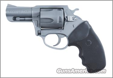 Charter 2000 Buldog Pug Stainless  Guns > Pistols > Charter Arms Revolvers