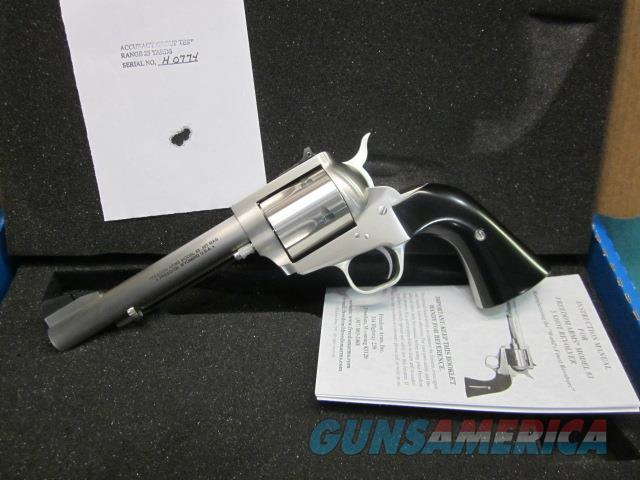 "Freedom Arms Model 83 Premier .357Mag. 6"" FLUTED New in box  Guns > Pistols > Freedom Arms Pistols"