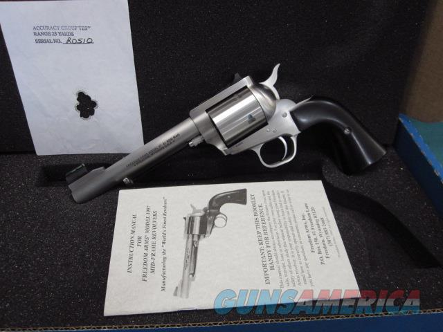 """Freedom Arms model 97 Premier .41 Mag. 5 1/2""""Express sights New in box  Guns > Pistols > Freedom Arms Pistols"""