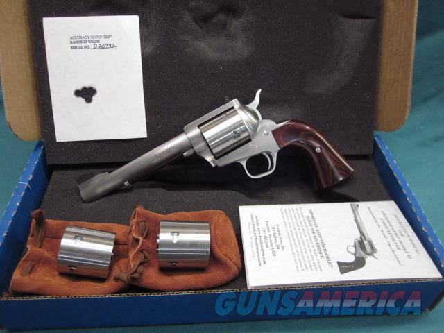"freedom Arms Model 83 Premier TRIPLE Cylinder .454Casull*.45LC*.45ACP 6"" NIB  Guns > Pistols > Freedom Arms Pistols"